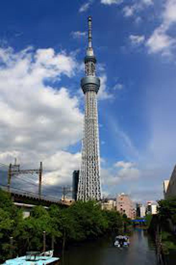 Skytree, Tokyo