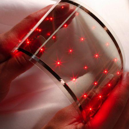World S First Flexible Led Lighting Film Realitypod