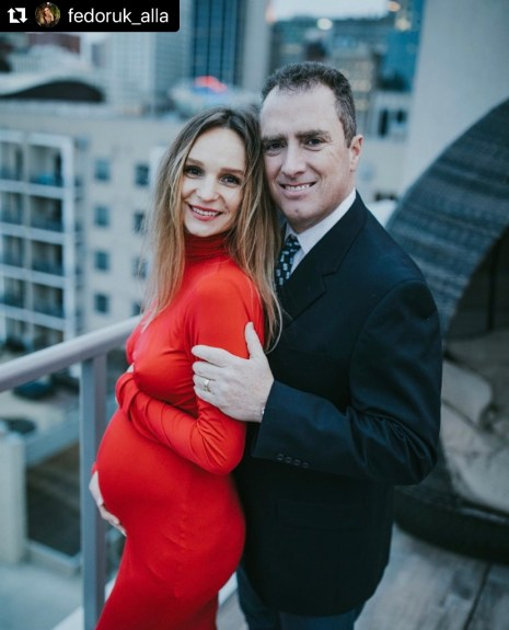 90 Day Fiancé Matt and Alla Expecting