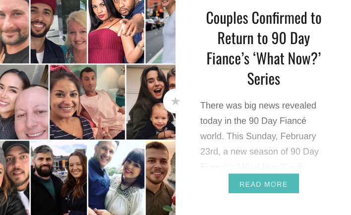 90 Day Fiancé Couples to Return