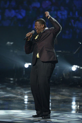 American Idol Las Vegas 2013 - Curtis Finch Jr