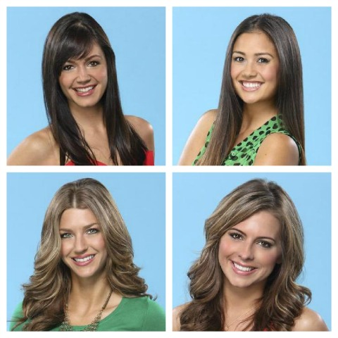 Bachelor 2013 - Final Four Women
