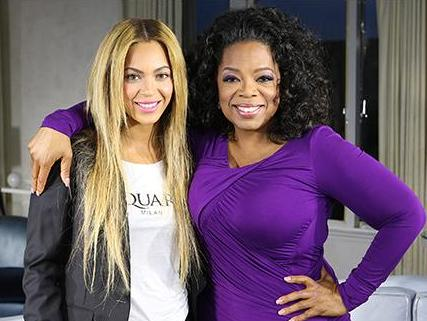 Beyonce Interview with Oprah