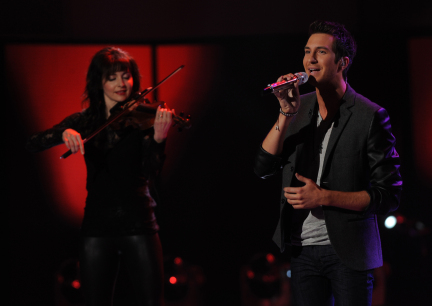 American Idol 2013 - Paul Jolley