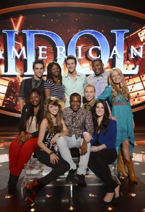 American Idol 2013 - Top 10