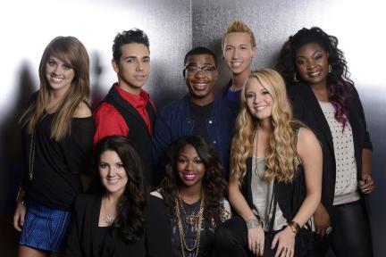 American Idol 2013 Top 8