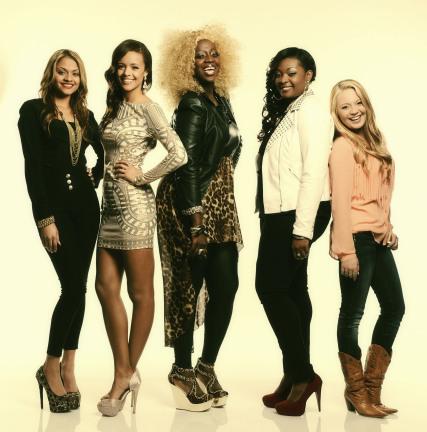 American Idol Las Vegas 2013 - Second Five Girls