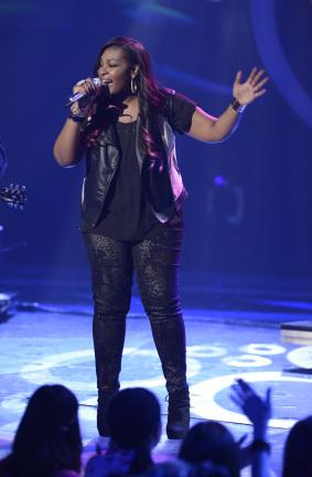 American Idol Season 12 - Candice Glover