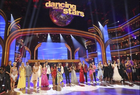 Dancing with the Stars 2013 - Week 2 Performances