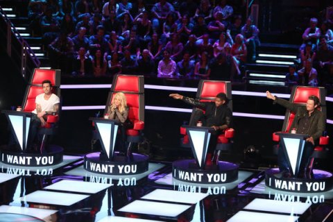 The Voice 2013 Season 4 - Blind Auditions