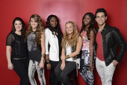 American Idol 2013 Spoilers - Top 6
