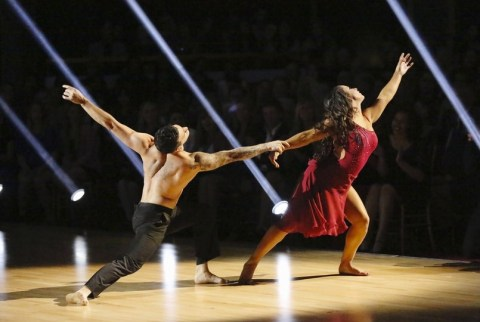 Dancing with the Stars 2013 - Week 5 Performances