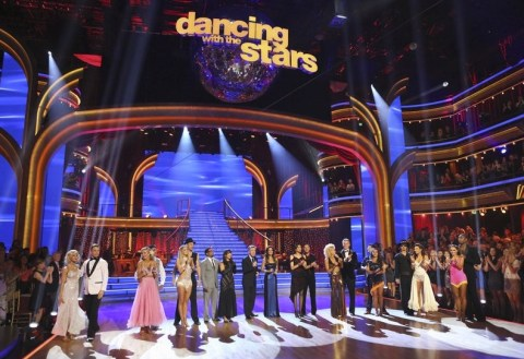 Dancing with the Stars 2013 - Week 6 Results