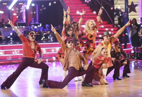 Dancing with the Stars 2013 - Week 7 Results
