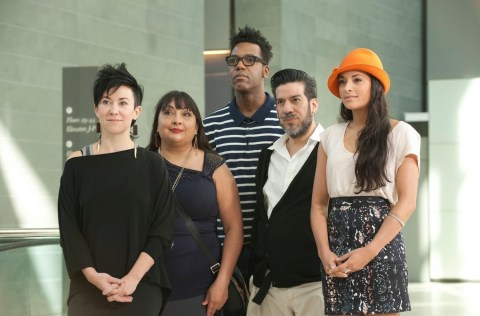 Project Runway 2013 - Top 5