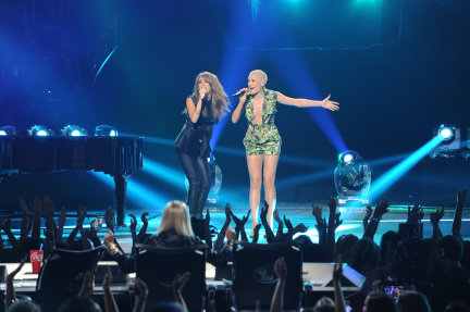 American Idol 2013 Spoilers - Jessie J and Angie Miller