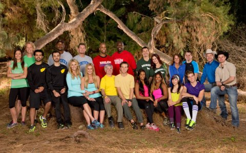 The Amazing Race 2014 Spoilers - Season 24 All Star Cast