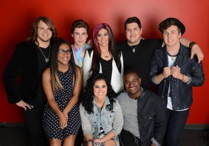 American Idol 2014 Spoilers - Top 8