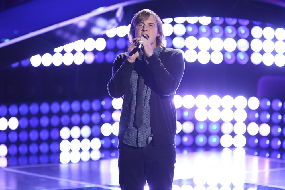 The Voice Usa 2014 Spoilers Morgan Wallen Blind Audition Video Reality Rewind