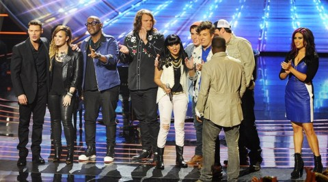 American Idol 2014 Spoilers - Top 7 Results Show