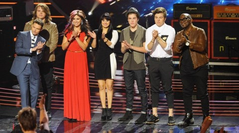 American Idol 2014 Spoilers - Top 5 Results