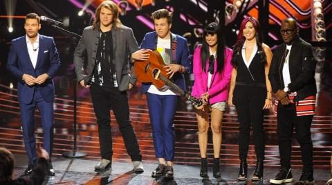 American Idol 2014 - Top 4 Results