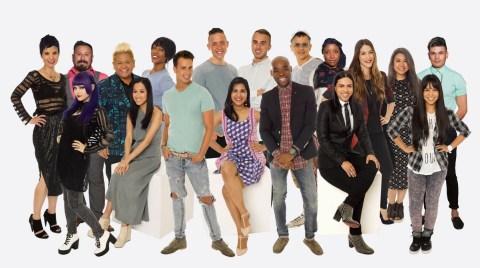 Project Runway 2014 Spoilers - Season 13 Cast