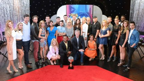 Dancing with the Stars 2014 Spoilers - Season 19 Cast