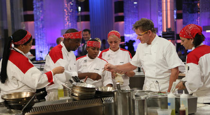 Hell S Kitchen 2014 Week 6 Preview Italian Night