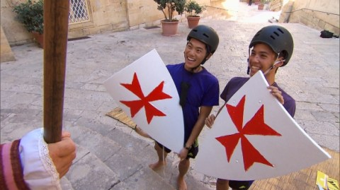 The Amazing Race 2014 Spoilers - Week 8 Preview 9
