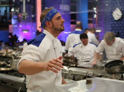 Hell S Kitchen 2015 Recap Week 2 Who Was Eliminated