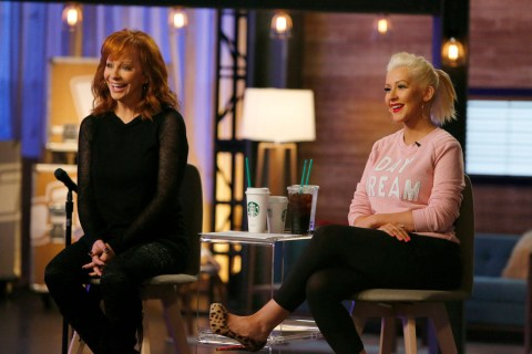 The Voice USA 2015 Spoilers - Voice Top 12 Mentor Reba McEntire