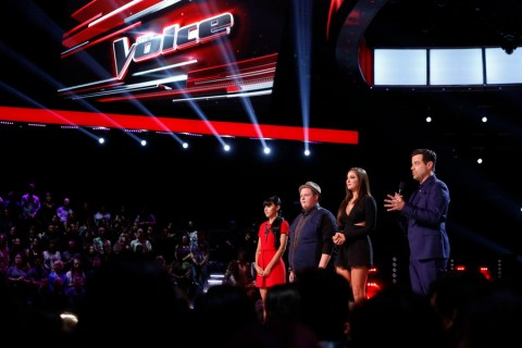 The Voice USA 2015 Spoilers - Voice Results - Top 12
