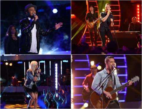 American Idol 2015 Spoilers - Idol Top 4 Performances