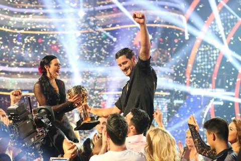 Dancing with the Stars 2015 Spoilers - Season 20 Winners