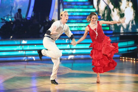 RIKER LYNCH, ALLISON HOLKER