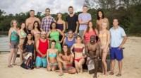 Survivor Second Chance 2015 Spoilers - Season 31 Cast