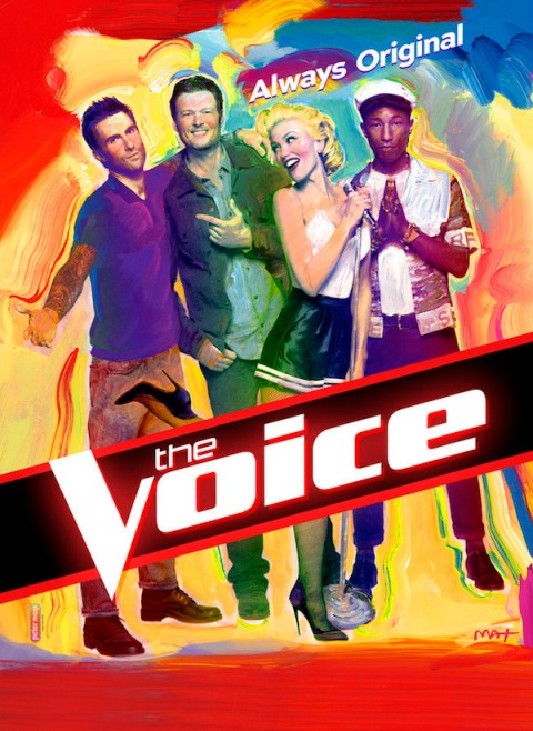 The Voice USA 2015 Spoilers - Season 9 Mentors