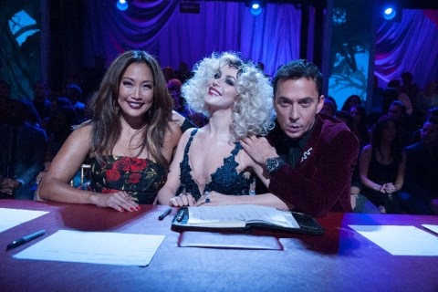 Dancing with the Stars 2016 Spoilers - Sneak Peek - Week 9
