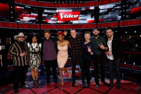 The Voice USA 2016 Spoilers - Voice Top 8