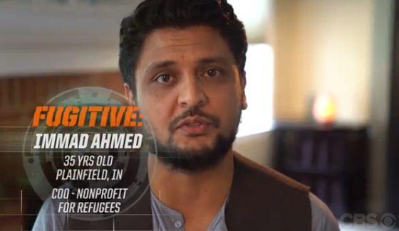 Immad Ahmed - Fugitive on Hunted