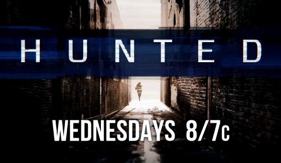 Hunted Wednesday nights on CBS