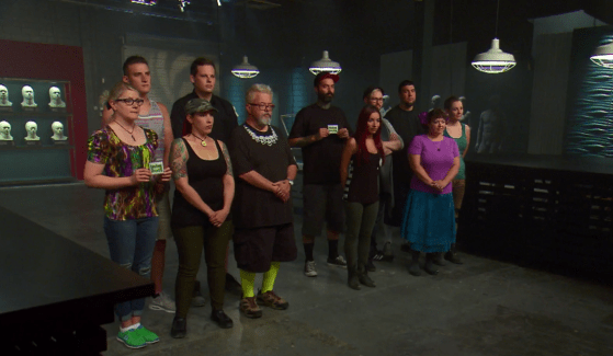 Face Off: Divide and Conquer Recap: Week 2 - Hive Mind