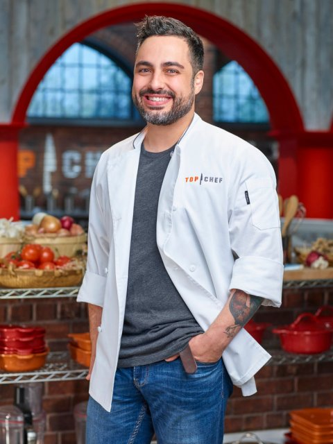 Top Chef Kentucky Spoilers - Season 16 Chefs - David Viana