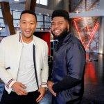 The Voice 2019 Spoilers - Season 16 Battle Round Mentors - Team John - Khalid