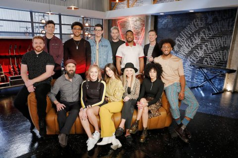 The Voice 2019 Spoilers - Voice Battles - Team Adam