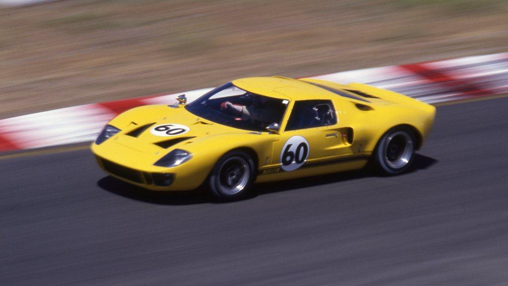 Ford GT40 SEO Race