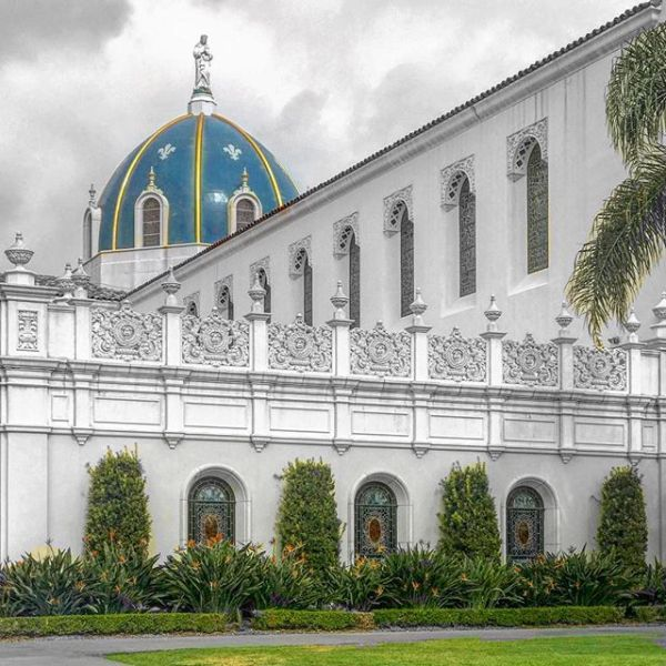 Immaculata Parish Dome (edit)