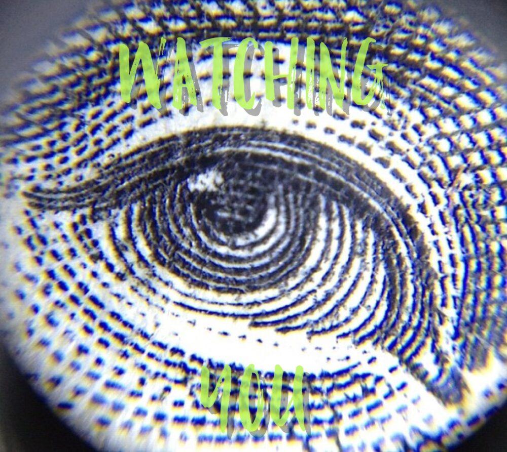 Watching You Tracking Eye