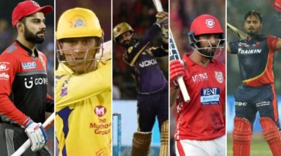 Top 10 Batsman Scored Runs In Vivo IPL 2019